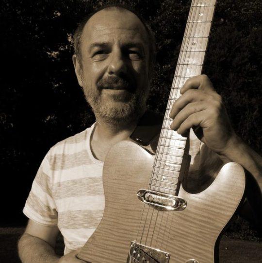Frank Zillmann - Gitarrenbau aus Hamm