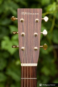 Kopfplatte Reosenholz