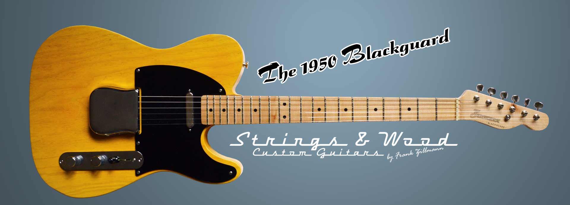 vintage correct 1950 Blackguard