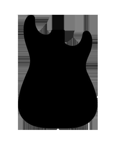 Bauform Stratocaster
