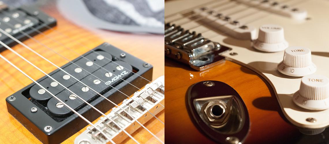 Tonabnehmer richtig einstellen - so bekommst du einen satten und sauberen Ton aus deiner E-Gitarre